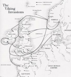 Invasions Vikings